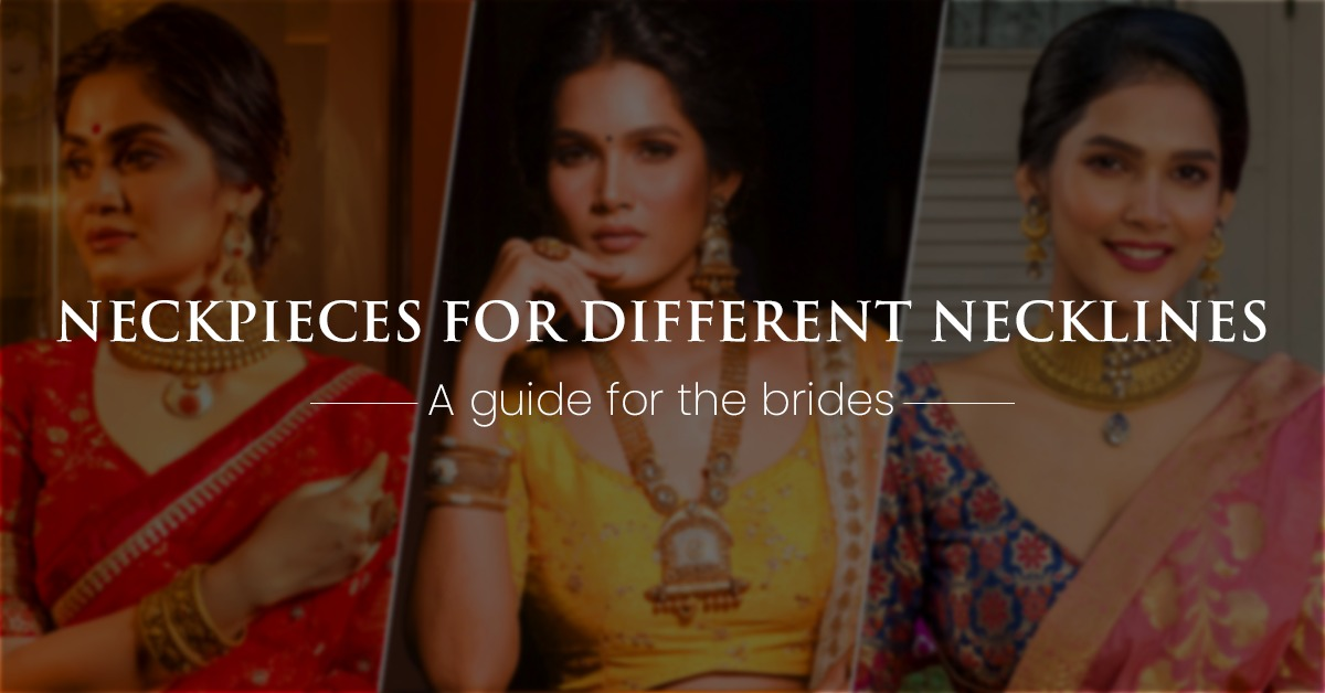 Neckpieces for different necklines